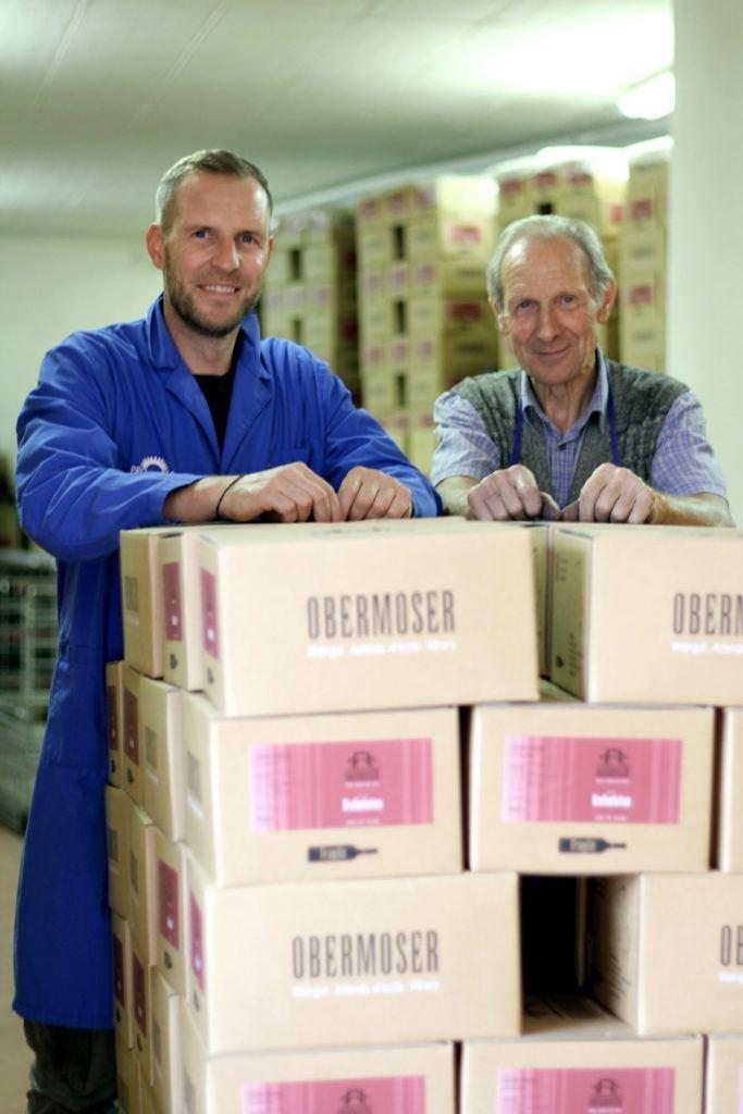 Wholesale South Tyrol Alto Adige Lagrein Magdalener Wine Obermoser T&H